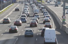 Woman in critical condition in hospital after M50 crash