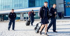 Brrrr, it's cold out here! Connacht have touched down in sub-zero Siberia