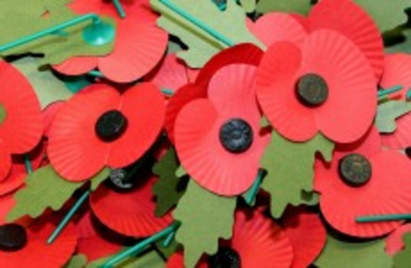 Poll: Would you wear a poppy? · TheJournal ie