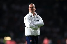 Stuart Lancaster steps down as England rugby head coach