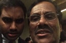 Aziz Ansari's emotional note about his Dad will give you all the feels