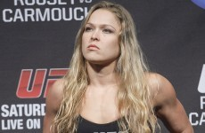 Why past failures are the key to Ronda Rousey's unprecedented success