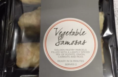 This Dunnes Stores product could be a potential food safety hazard
