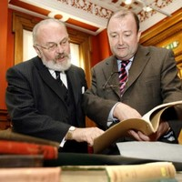 National Library does not know if Norris clemency letters are in archive
