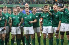 Sky's the limit: Ireland up to fifth in world rankings