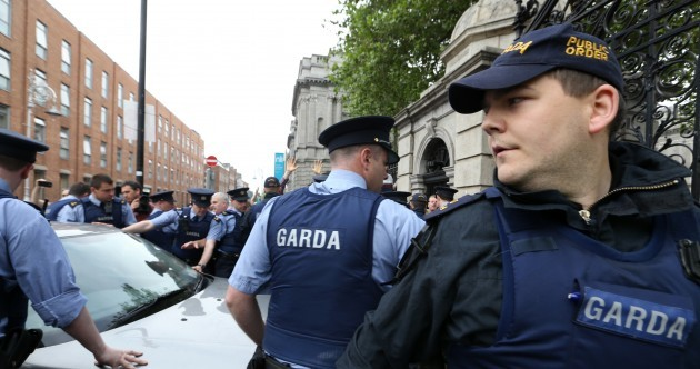 Security at Leinster House to be beefed up after increased risk to TDs