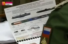 These top secret docs on nuclear torpedos were 'accidentally' shown on TV