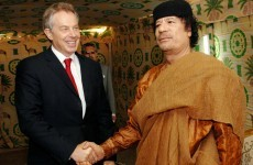 Gaddafi wanted to be 'like the Queen of England'