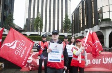 Over 1,100 Irish Life workers to picket offices in Dublin and Dundalk