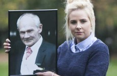 'Standing at the scene where my boyfriend ran over a man...I didn't know it was my dad'