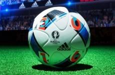 adidas euro 2016 qualifier ball