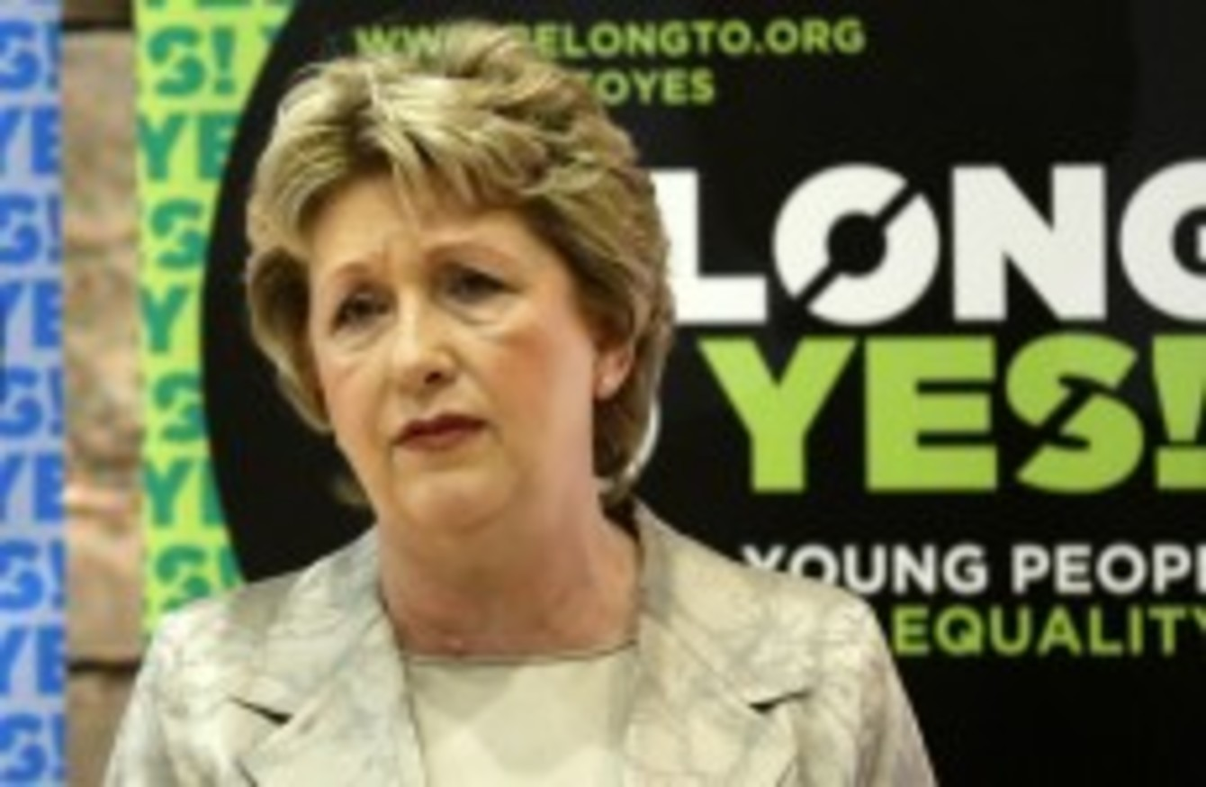 Church needs to ditch discredited Old Testament views - McAleese