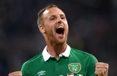 Another injury blow for Ireland as David Meyler is latest to be ruled out of play-off games