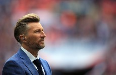 'Whazzup!' Robbie Savage on Roy Keane and that voicemail message