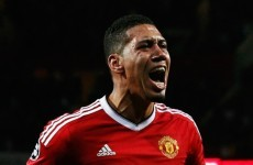 United legend says Smalling is the best centre-back in the Premier League