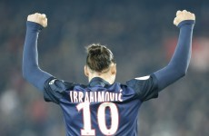 'I've put French football on map' claims Zlatan