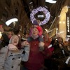 Tis officially the season - Dublin's Christmas lights have been switched on