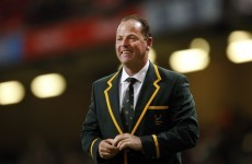 Ex-Springboks coach says he's the man to bring World Cup glory back to England
