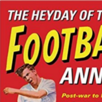 Remember getting your Christmas football annual? This book will take you back to your childhood