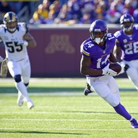 Forget Adrian Peterson, Stefon Diggs is emerging as a real weapon for the Vikings