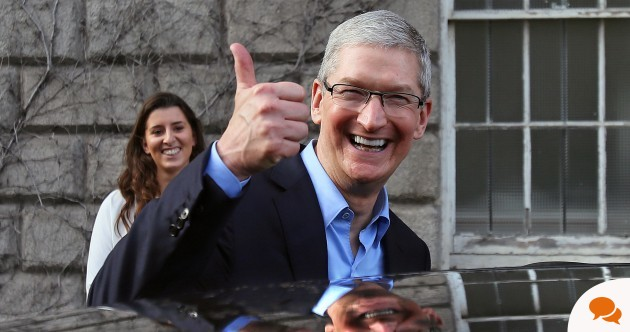 Think Ireland's corporate tax is unfair? Wave goodbye to Apple and thousands of jobs if we change it