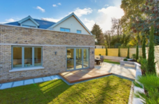 This elegant Foxrock home, which is part of an exclusive development, is up for sale