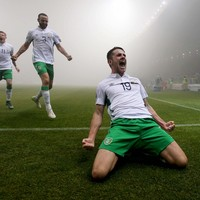 Late brilliance from Brady leaves it all to play for as Ireland claim valuable away goal