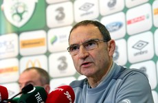 'We will attempt to get forward more' - O'Neill plans to go on the offensive in Dublin