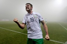 'I barely saw it myself' - The fog impacted everyone including Robbie Brady