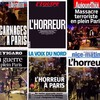 'This time, it's war' - French media reacts to deadly Paris attacks