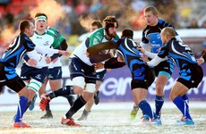 Connacht brave sub-zero temperatures to secure bonus-point win in Siberia
