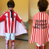 A little kid had to go to school as a super hero... so he chose Jon Walters