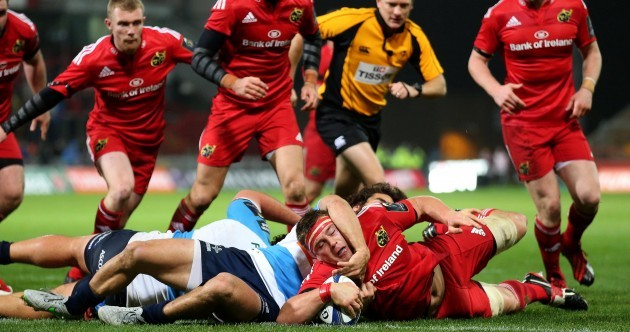 As it happened: Munster v Benetton Treviso, European Champions Cup