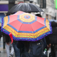 There are loads of wind and rain warnings in place across the country