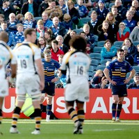 Leinster 'have a mountain to climb' after home walloping, admits Leo Cullen