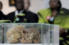 Germany returns Namibian skulls a century after colonial genocide