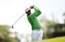 Simon Thornton leads the Irish challenge with Dunne and McGrane well placed at Q-School
