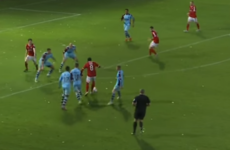 This George Best-esque Wrexham AFC goal from the lower leagues has just made our Sunday