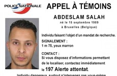 Police release photo of on-the-run suspect in Paris attacks
