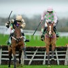 There was a massive shock in racing at Punchestown today