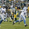 The final 36 seconds of Green Bay v Detroit were spectacularly unpredictable