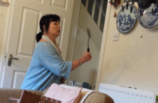 This Irish mam's epic battle with a huge spider is the funniest thing you'll see today