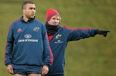 Ex-Munster coach Mannix reportedly makes a move to tempt Zebo to Pau