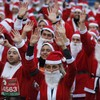 Santa runs and all the events to keep you active in the build-up to Christmas