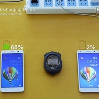 This new smartphone battery charges to almost half-capacity in five minutes