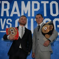 Frampton: They will boo Quigg in Manchester
