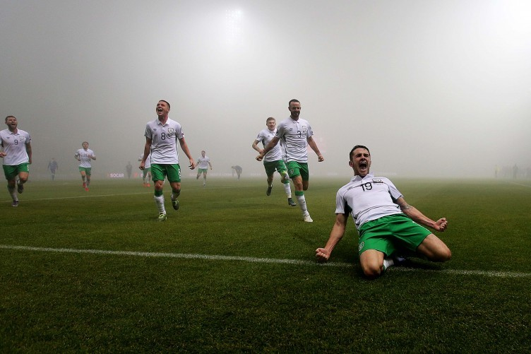 WIll Robbie Brady be celebrating again this evening?