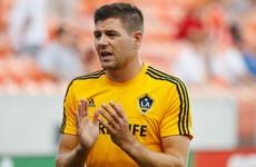 'Steven Gerrard found it hard to adjust to MLS'