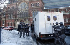 Harvard buildings evacuated after bomb threat at university