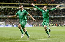 We're off to France! Jon Walters double books Ireland's place at Euro 2016